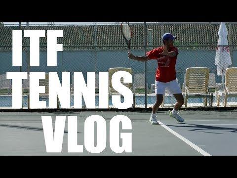 ITF Tennis Vlog: National Sports Park Tirana Albania
