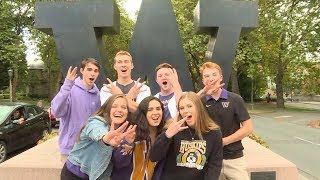 University of Washington students find 'close community' through Fraternity and Sorority Life