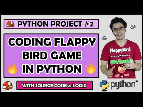 Project 2: Coding Flappy Bird Game (With Source Code