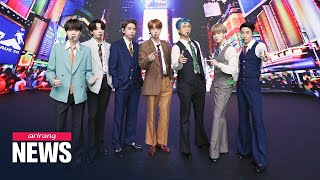 BTS wins four awards at MTV Video Music Awards