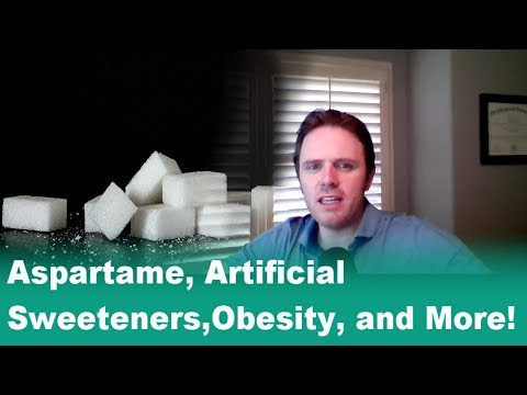 Aspartame, Artificial Sweeteners, Obesity, and More! | Dr. J Live Q & A