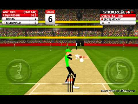 Stick Cricket Premier League Big Bash