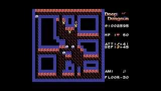 "In this video I'll tackle the MSXdev`08 game ""Deep Dungeon"", a dung..."