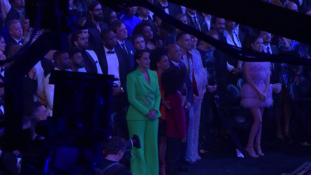 Diana Ross | Audience Cam | 2019 GRAMMYs