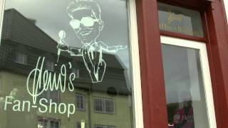 Heino's Café, Fan-Shop und Rösterei in Bad Münstereifel - für Touristen und/oder Heino-Fans