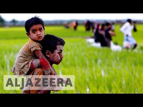 UN: Rohingya facing \'ethnic cleansing\' in Myanmar