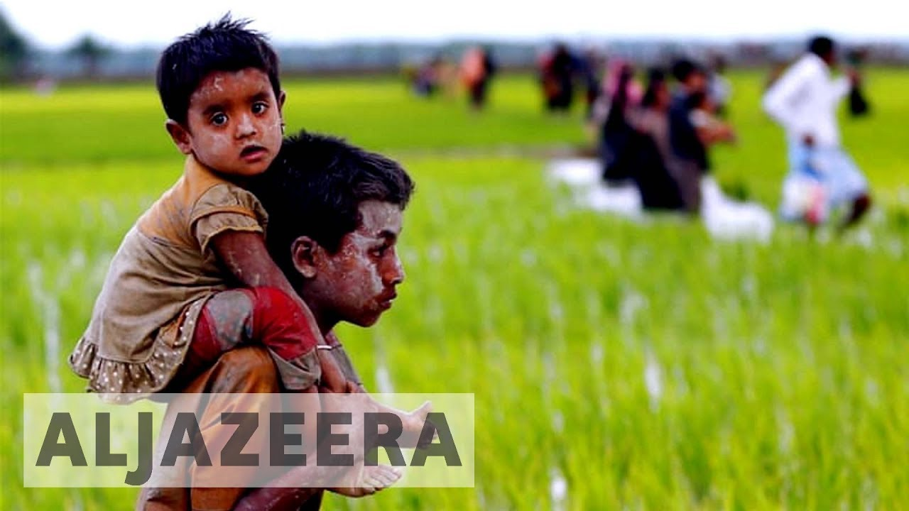 UN: Rohingya facing 'ethnic cleansing' in Myanmar