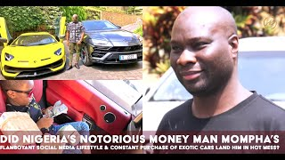 Full Story of Ismaila Mustapha aka Mompha His Family Bigboy Lifestyle  What Lead To His Arrest