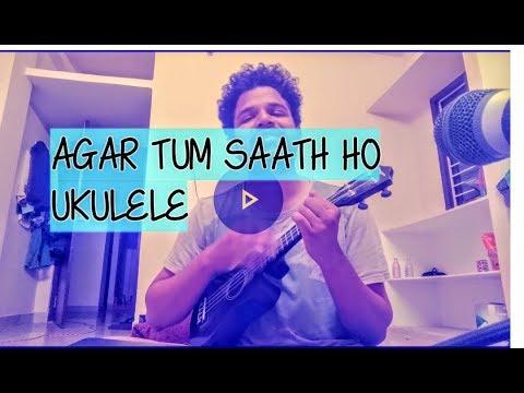 agar-tum-saath-ho-ukulele-|-rupesh-rupam-|-unplugged-|-alka-yagnik-|-arijit-singh.