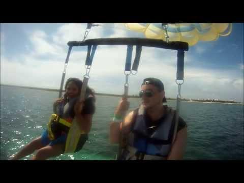 Our Honeymoon - El Dorado Seaside Suites - Mexico July 2013