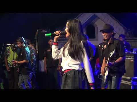 Hana Monina Aku Cah Kerjo   THE ROSTA LIVE Jabang Kras Kediri