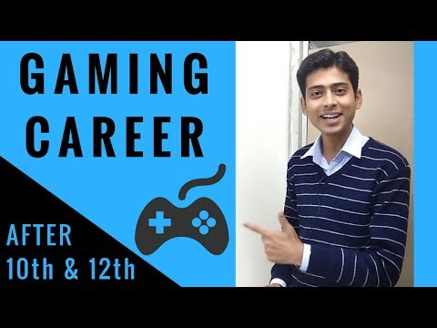 GAMING CAREER After 12th in India | # 33 | by Abhishek Kumar Career Coach