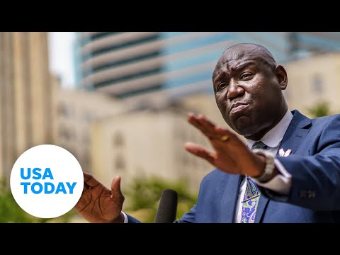 Who is Ben Crump, the man who represented George Floyd's family? | USA TODAY