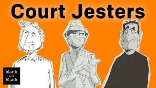 Court Jesters: Robin Williams, Gene Wilder and Bill Murray