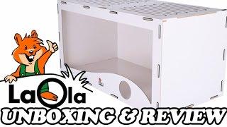 Nagarium LaOla Unboxing & Review