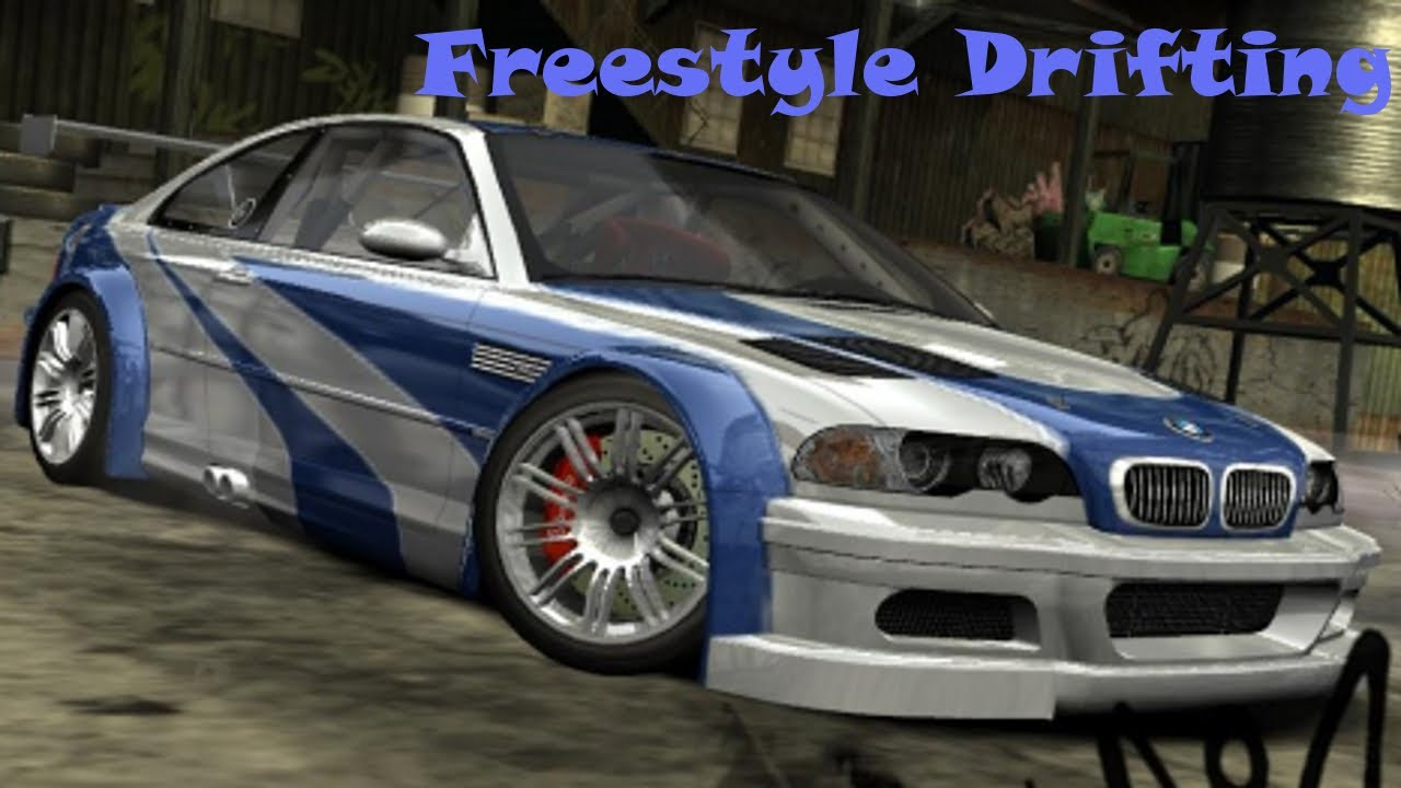 forza horizon nfs most wanted bmw m3 gtr freestyle drifting