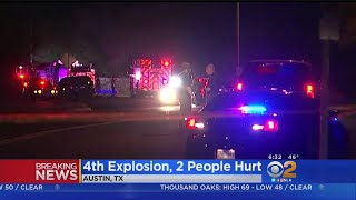 New Details Released In Austin Bombing