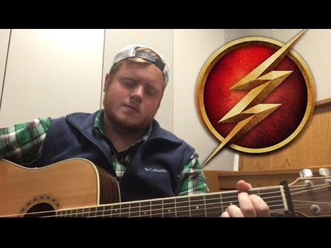 THE FLASH Grant Gustin - Running Home To You (Cover)