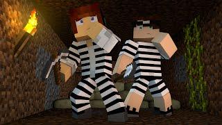Minecraft : LUGARES SECRETOS !! - ( Polícia e Ladrão)