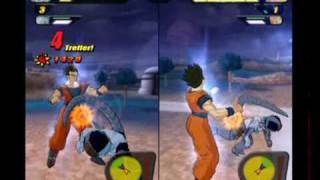 DBZ BT2 Mecha/100% Frieza (me) vs Ultimate/Teen Gohan (GameZockerXXL)