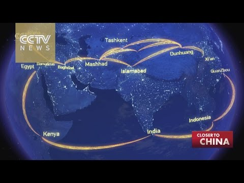 Closer to China: 'One Belt One Road' II- International Affairs and Diplomacy 03/29/2015 EP13