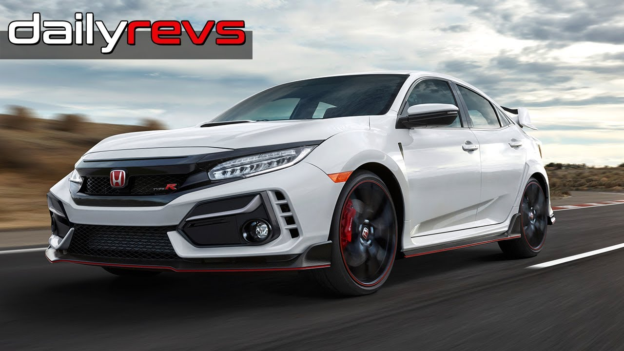 2020 Honda Civic Type R |  First Look !