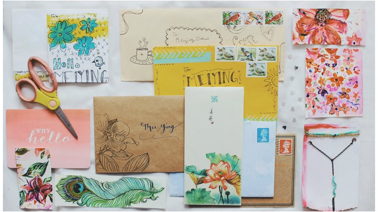 Lettermo com | In February, mail one item every day it runs