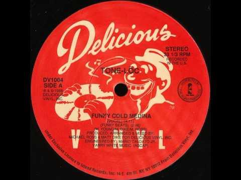 Tone Loc  - Funky Cold Medina (12''Vocal)