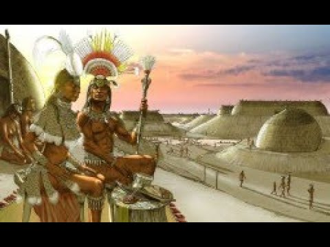 Who were the Mound Builders? The First American Civilization built by Native Americans!