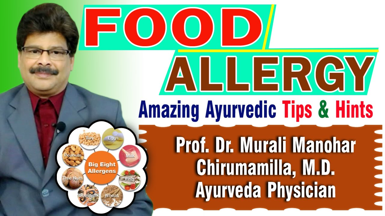 Ayurveda to relieve allergies
