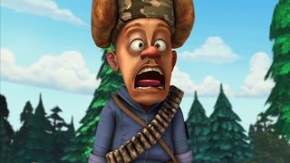 Медведи-соседи 🐻 | 2 сезон 44 серия | Красная шапочка | Мультики детям