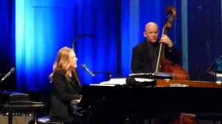 Diana Krall - If You Could Read My Mind -  live in Zurich @ Hallenstadion 16.10.15