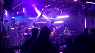 フルーティー#pipi para pu nya#ライブ#心斎橋ルイード Vo リサ Gt cho ...