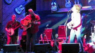 Sam Bush Band - The Ballad of Stringbean and Estelle - Telluride Bluegrass Festival 2010