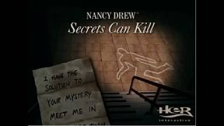 [PC] Nancy Drew: Secrets Can Kill (1998) - Full Playthrough (Master Detective)