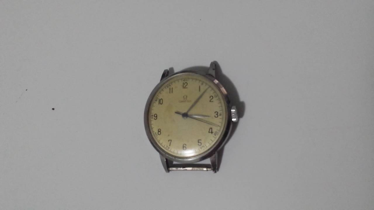 1e0590fb2f3 Relógio Omega Rarríssimo - YouTube