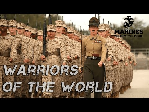 [U.S. Marines] Warriors of the World (HD)