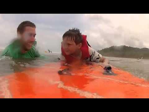 2012 Tour Diary - Part 2: Central America & USA - Tom Richardson.m4v
