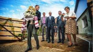 Весільна фотосесія Івана та Люди