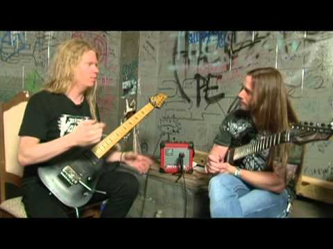 Jeff Loomis' Guitar Lesson