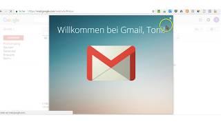 Neue gmail E-Mail-Adresse erstellen und mit bestehendem Google Konto  verknüpfen