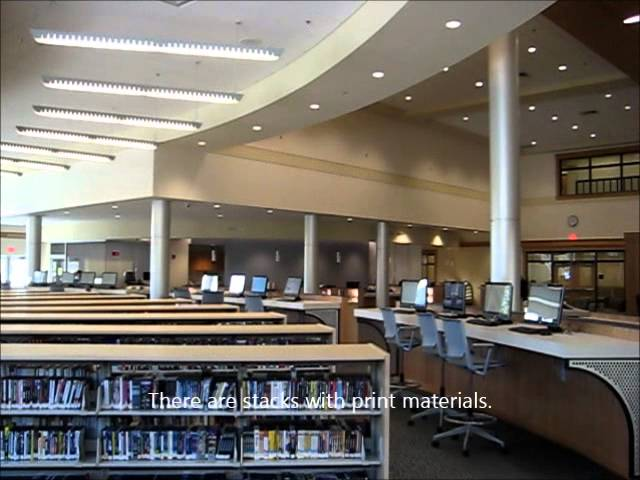 Media Center Franklin High School Franklin MA