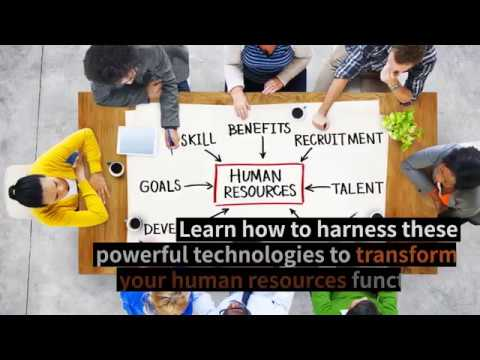 Human Resources in a Digitally Powered World