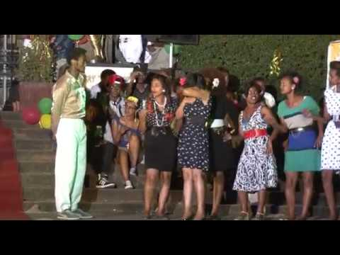 Addis Ababa University Cutural Center, yehagr bilen musical theatre 2013