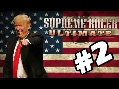 Supreme Ruler Ultimate – Trump Rising: MAGA – Part 2