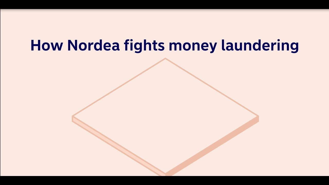 Anti-Money Laundering | nordea com