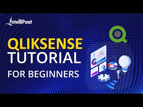 QlikSense Tutorial for Beginners | QlikSense Online Training