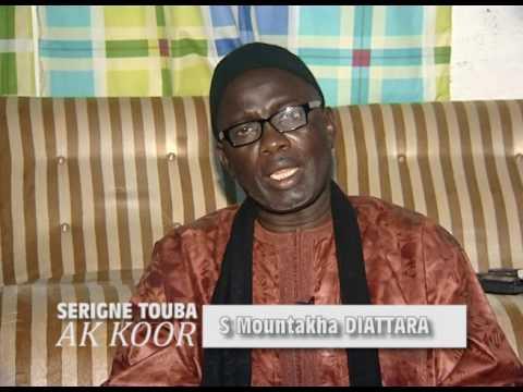 Serigne Touba Ak Koor - Serigne Moutakha Diattara - Touba TV