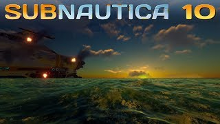 Subnautica #010 | Fragmente aus dem Grand Reef | Gameplay German Deutsch thumbnail