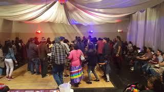 Albuquerque Community Round Dance April 27 2018 Clip 27